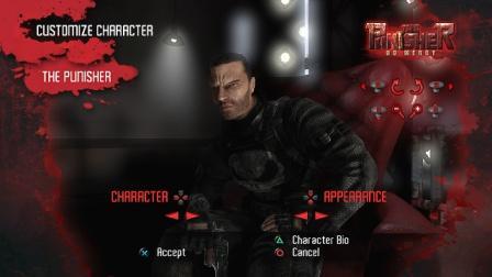 The Punisher: No Mercy için yeni video