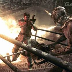 Resident Evil 5 Ps3 Gameplay Trailers
