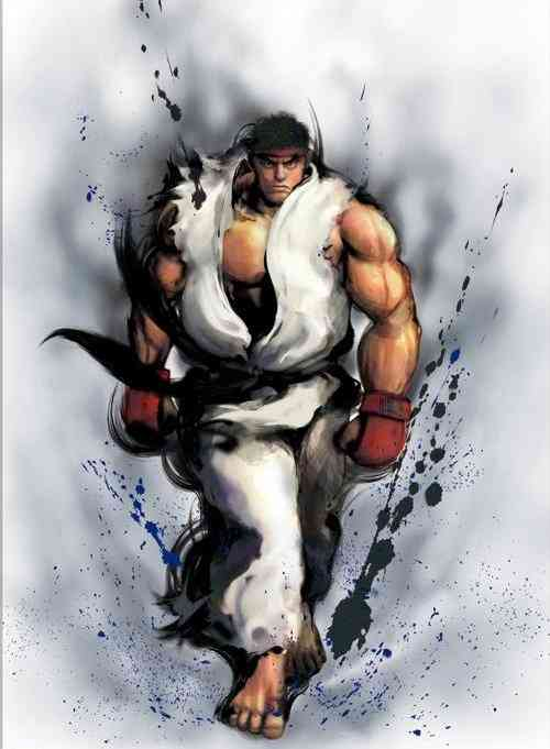 Street Fighter 4 Character Moves List