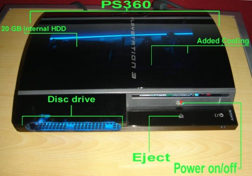 PS3 Mod with Xbox 360   Ps3 Maven