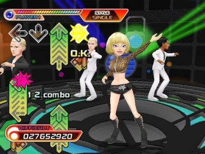 dance dance revolution  online