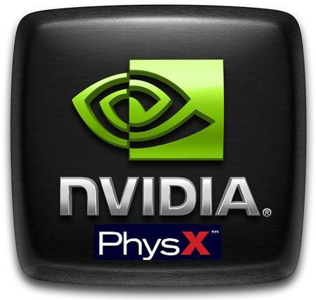 physx-nvidia-logo