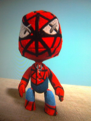 spiderman-sackboy