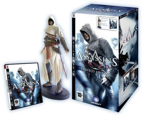 assassins creed video game collectors pack