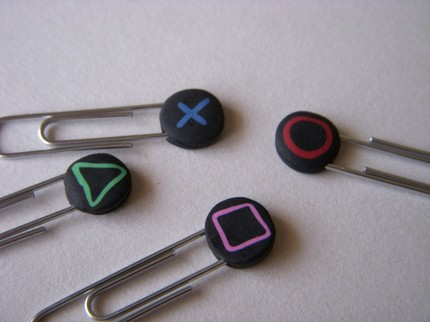 cool ps3 controller paperclip