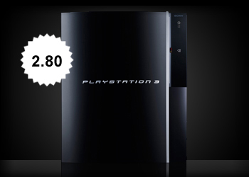 ps3 firmware update 280