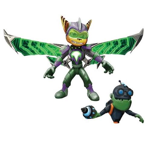 ratchet clank action figures
