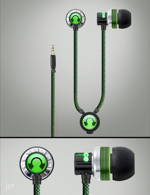 cool ps3 headphones design