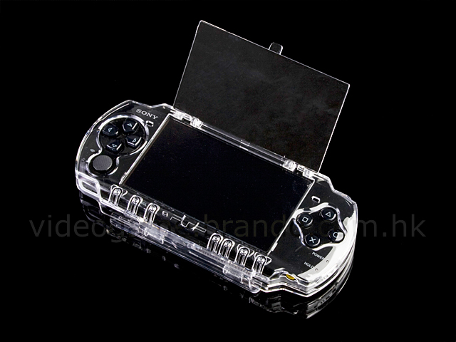 psp 3000 clear case