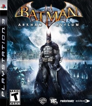 batman arkham asylum guide