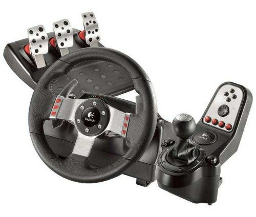 logitech g27 gaming wheel ps3