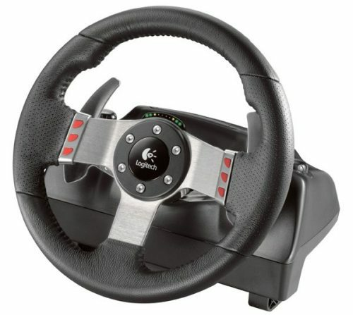 ps3 logitech g27 racing wheel