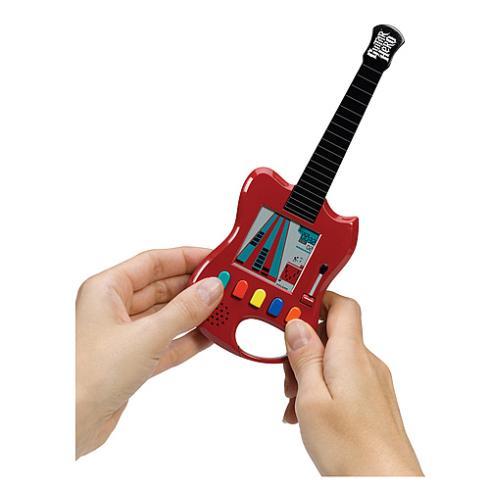 portable guitar hero controller carabiner