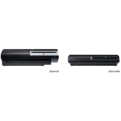 ps3 slim vs playstation 3
