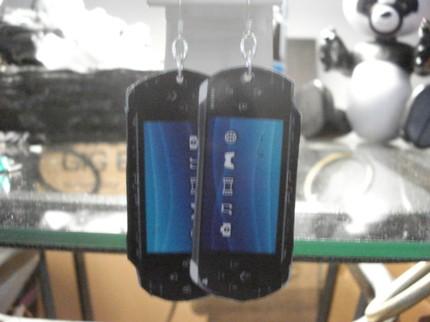 psp earrings