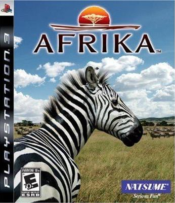 afrika ps3 video game