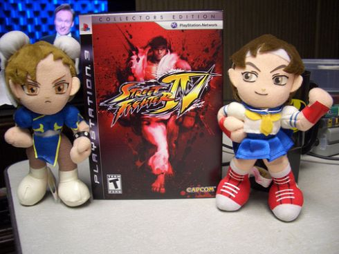 cool chun li street fighter dolls