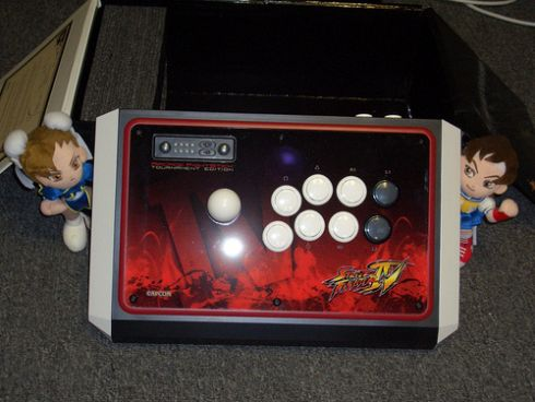 chun li street fighter 4 collector's edition