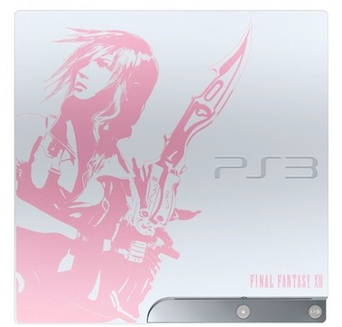 final fantasy xiii ps3 slim bundle