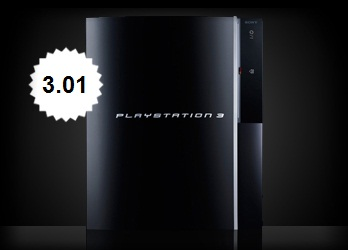 ps3 301 firmware update