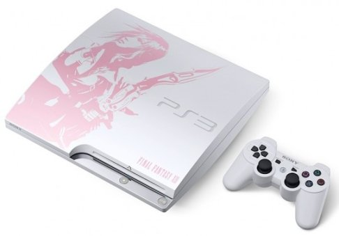 ps3 slim final fantasy xiii