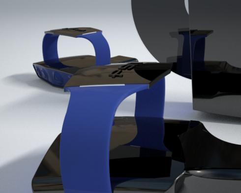 Sony Playstation Nano Blue sky project image