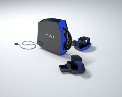 Sony Playstation Nano Blue sky project