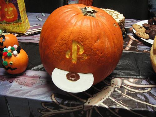 ps3 console pumpkin