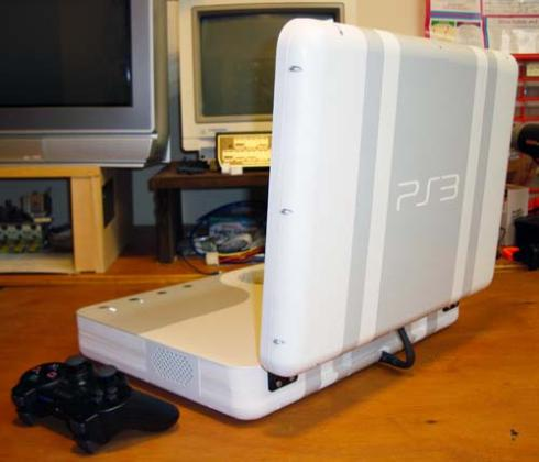 ps3 slim laptop mod