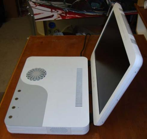 ps3 slim modded laptop