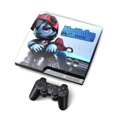 ps3 slim mod modnationracers