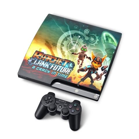 ps3 slim mod ratchet and clank