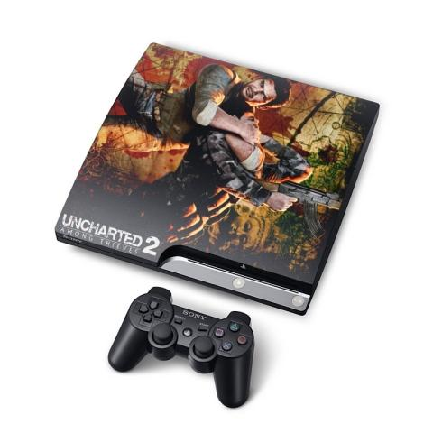 ps3 slim mod uncharted 2