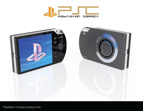 psp camera playstation compact