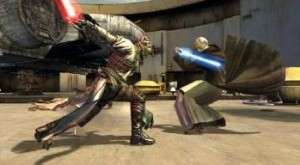 star wars the force unleashed print screen