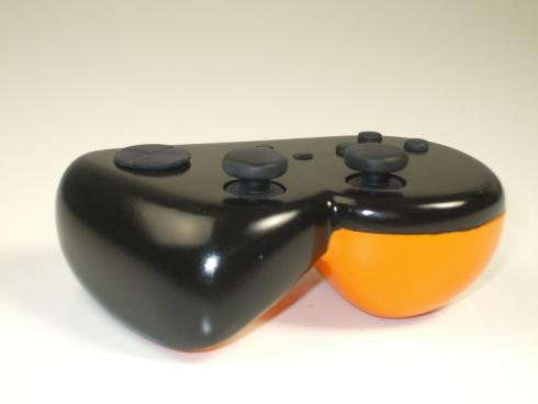 logitech ps3 controller design