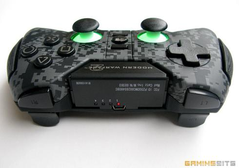 ps3 call of duty cool controller back