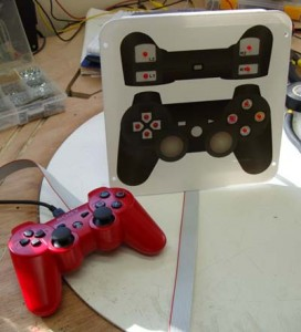 ps3 controller monitor