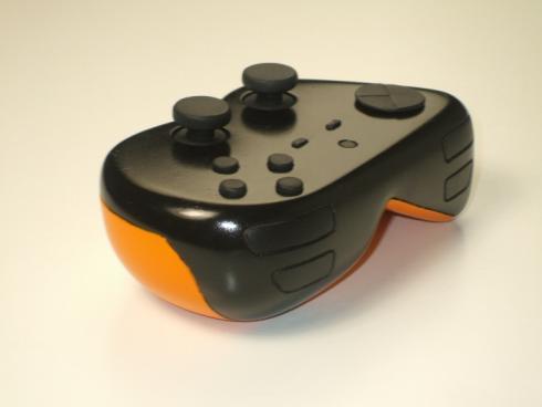 ps3 logitech controller concept