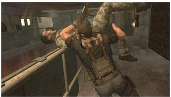 rogue warrior action