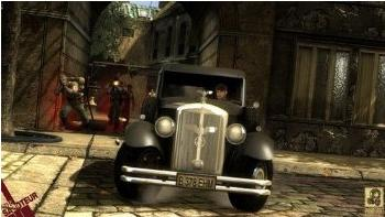 the saboteur car
