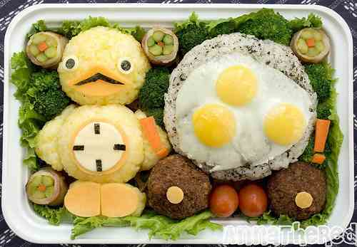 A Gamolicious Bento for the Geeks (1)