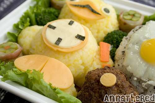 A Gamolicious Bento for the Geeks-2