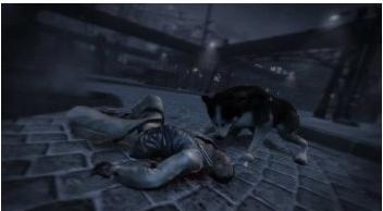 dead to rights screenshot