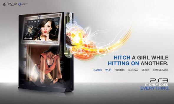 hitch ps3 ad campaign