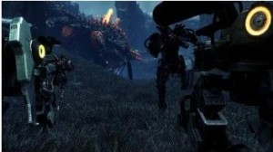 lost planet 2 screenshot