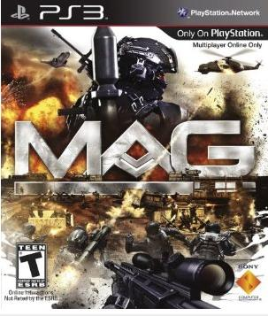 PS3 Massive Action Game