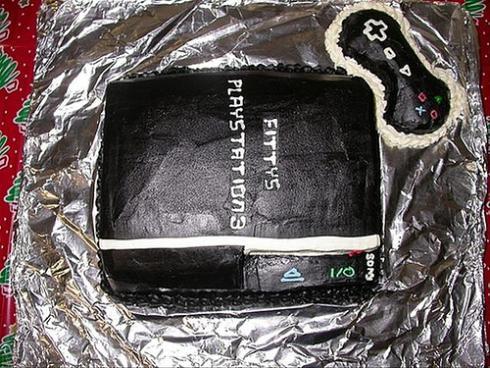 ps3 weird cake