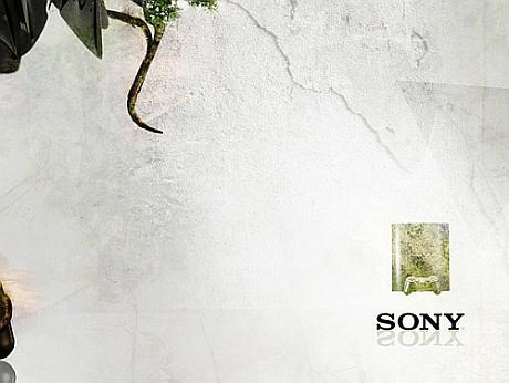 Sony PS3 Console ad of Alex Devine