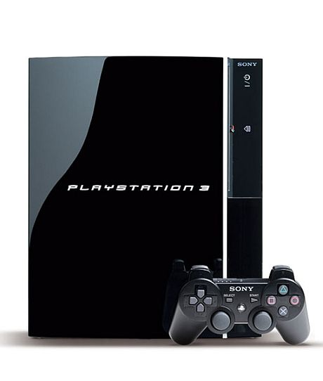 Sony PS3 Console with Controller